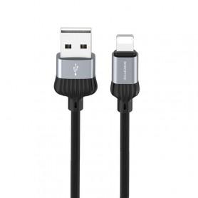 Borofone BX28 Câble de données de charge lightning 8 broches vers USB pour iPhone