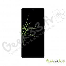 Réparation écran Samsung A42 (A426F) Vitre LCD