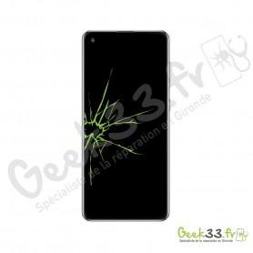 Réparation écran Samsung A21S (A217F) Vitre LCD