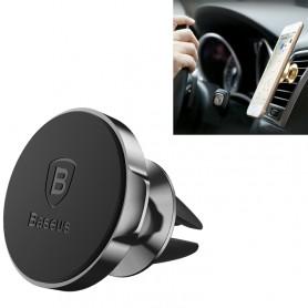 Support smartphone magnétique de la série Baseus Small Ears Rotation à 360 degrés support de téléphone pour iPhone, Sam...