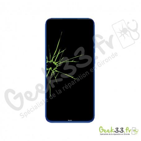 Réparation écran Xiaomi Redmi note 8 Vitre LCD