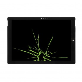 Réparation écran Microsoft Surface Pro 7 1866 vitre + LCD