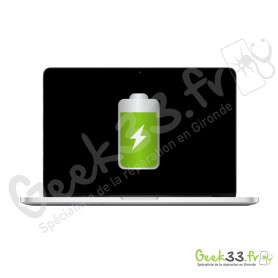 Remplacement batterie Macbook Pro A1398
