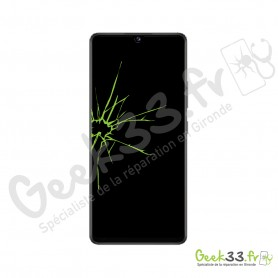 Réparation écran Samsung A41 (A415F) Vitre LCD