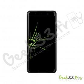 Réparation écran Wiko Lenny 5 Vitre + LCD