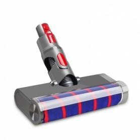 Tête de Brosse électrique à Roulettes Douce pour Dyson V10