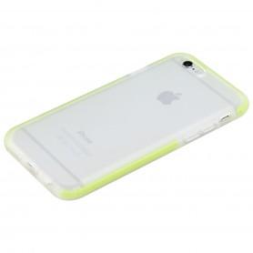 Coque iPhone 6Plus/6S Plus ROCK transparent vert Guard Serie
