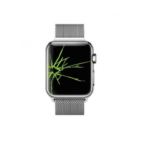 Réparation Apple Watch 42mm Vitre + LCD (Réparation uniquement en magasin)
