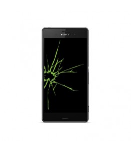 Réparation Sony Xperia Z3 vitre arrière (Réparation uniquement en magasin)