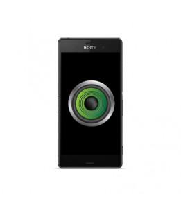 Réparation Sony Xperia Z3+ Z4 haut parleur bas (Réparation uniquement en magasin)