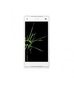 Réparation Sony Xperia Z5 Mini vitre + LCD (Réparation uniquement en magasin)