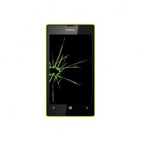 Réparation Nokia Lumia 520 RM-914 vitre (Réparation uniquement en magasin)