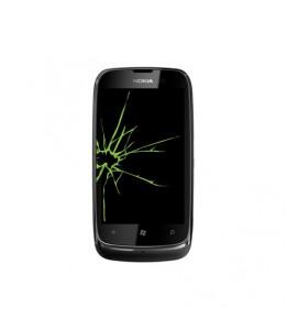 Réparation Nokia Lumia 610 RM-835 vitre (Réparation uniquement en magasin)