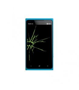 Réparation Nokia Lumia 900 RM-808 RM-823 vitre + LCD (Réparation uniquement en magasin)