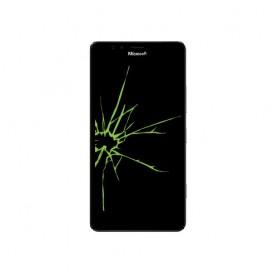 Réparation Microsoft Lumia 950 RM-1118 vitre + LCD (Réparation uniquement en magasin)
