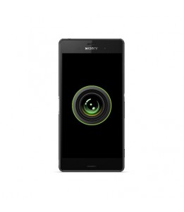 Réparation Sony Xperia Z3 camera frontale (Réparation uniquement en magasin)