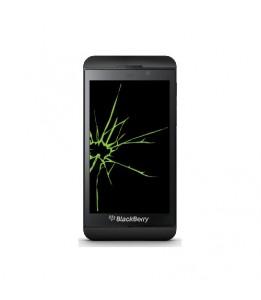 Réparation Blackberry Z10 vitre + LCD