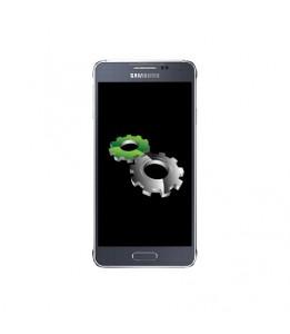 Réparation Samsung Galaxy Alpha SM-G850 G850F camera arrière cavec lentille de protection (Réparation uniquement en magasin)