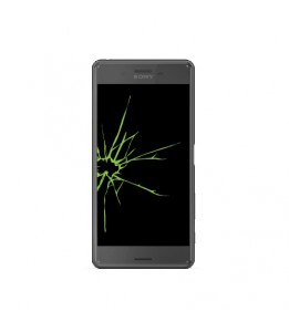 Réparation Sony Xperia X Peformance vitre + LCD