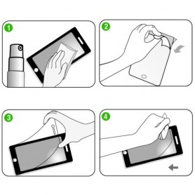 Film de protection plastique iPhone 6 Plus/6S Plus