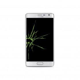 Réparation Samsung Galaxy Note Edge vitre + LCD