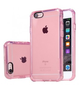 Coque iPhone 6/6S NILLKIN anticrash (rose)