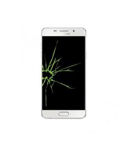 Réparation Samsung Galaxy A5 2016 A5100 vitre + écran LED (Réparation uniquement en magasin)