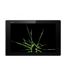 Réparation Sony Xperia Z2 Tablet sgp521/512/511/4G vitre + LCD (Réparation uniquement en magasin)