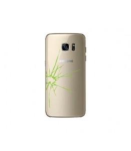 Réparation Samsung Galaxy S7 Edge SM-G935F vitre arrière