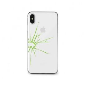 Réparation Apple iPhone XS  vitre arriere et chassis