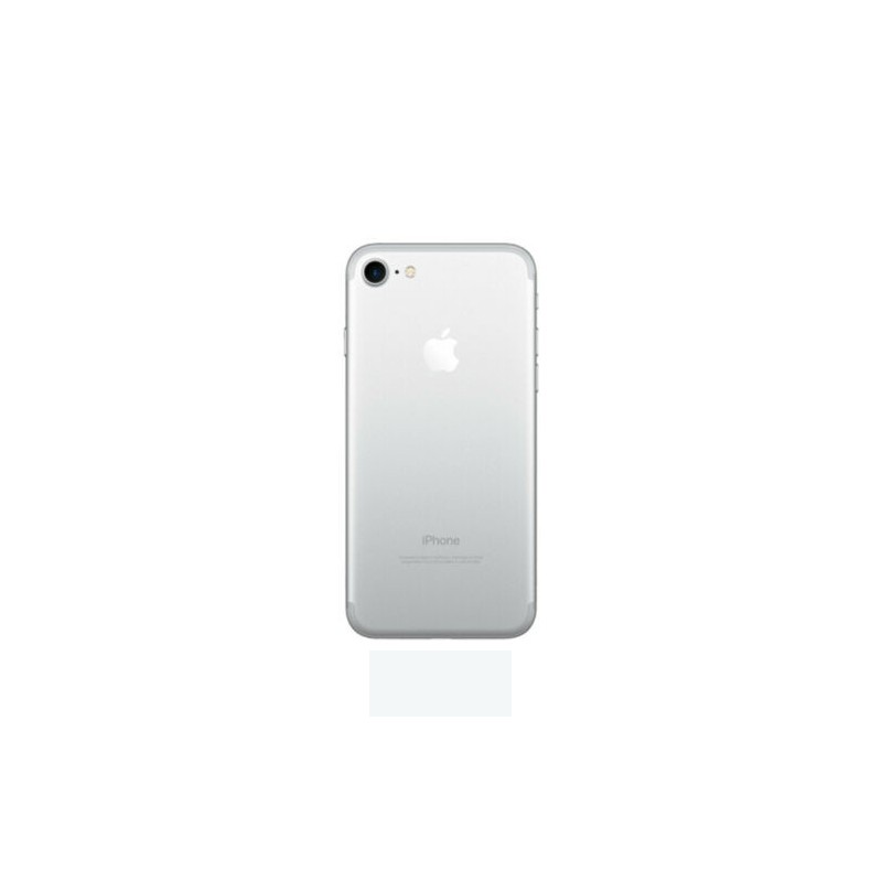 Apple iPhone 7 - 128Go - Argent - RECONDITIONNÉ et DÉBLOQUÉE