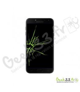 Réparation écran Samsung Galaxy J4 J400F vitre + LCD
