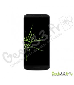Réparation écran Motorola G6 Play XT1922 Vitre+LCD