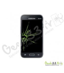 Réparation écran Samsung Galaxy Prime Mini J1 J105 vitre + LCD