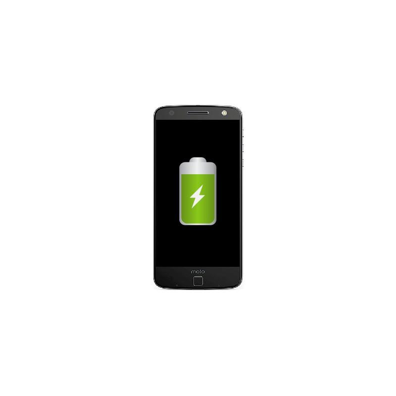 Remplacement batterie Motorola Moto Z XT1650