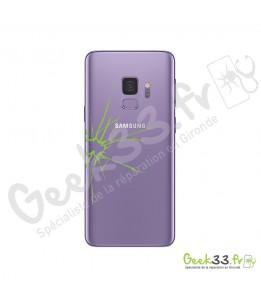 Réparation vitre arrière Samsung Galaxy S9 SM-G960