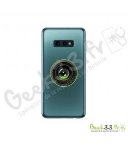Réparation caméra arriere Samsung Galaxy S10e SM-G970 APN