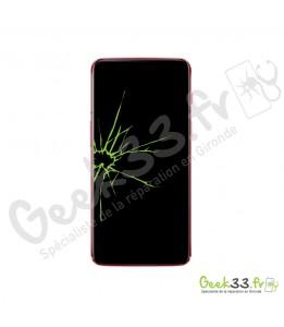 Réparation écran OnePlus 6 vitre + LCD