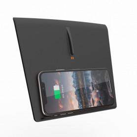 Qi Chargeur sans fil 10W Recharge rapide USB-C Interface pour Tesla Model 3