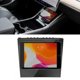Support iPad Mini 4 / 5 pour Tesla Model 3 / Y, Conduite à gauche. Montage simple