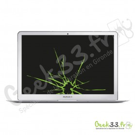 Remplacement Ecran Apple Macbook Air A1466 Cover Vitre LCD